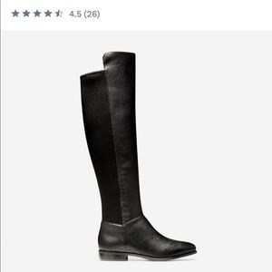 Cole Haan Over The Knee Boot